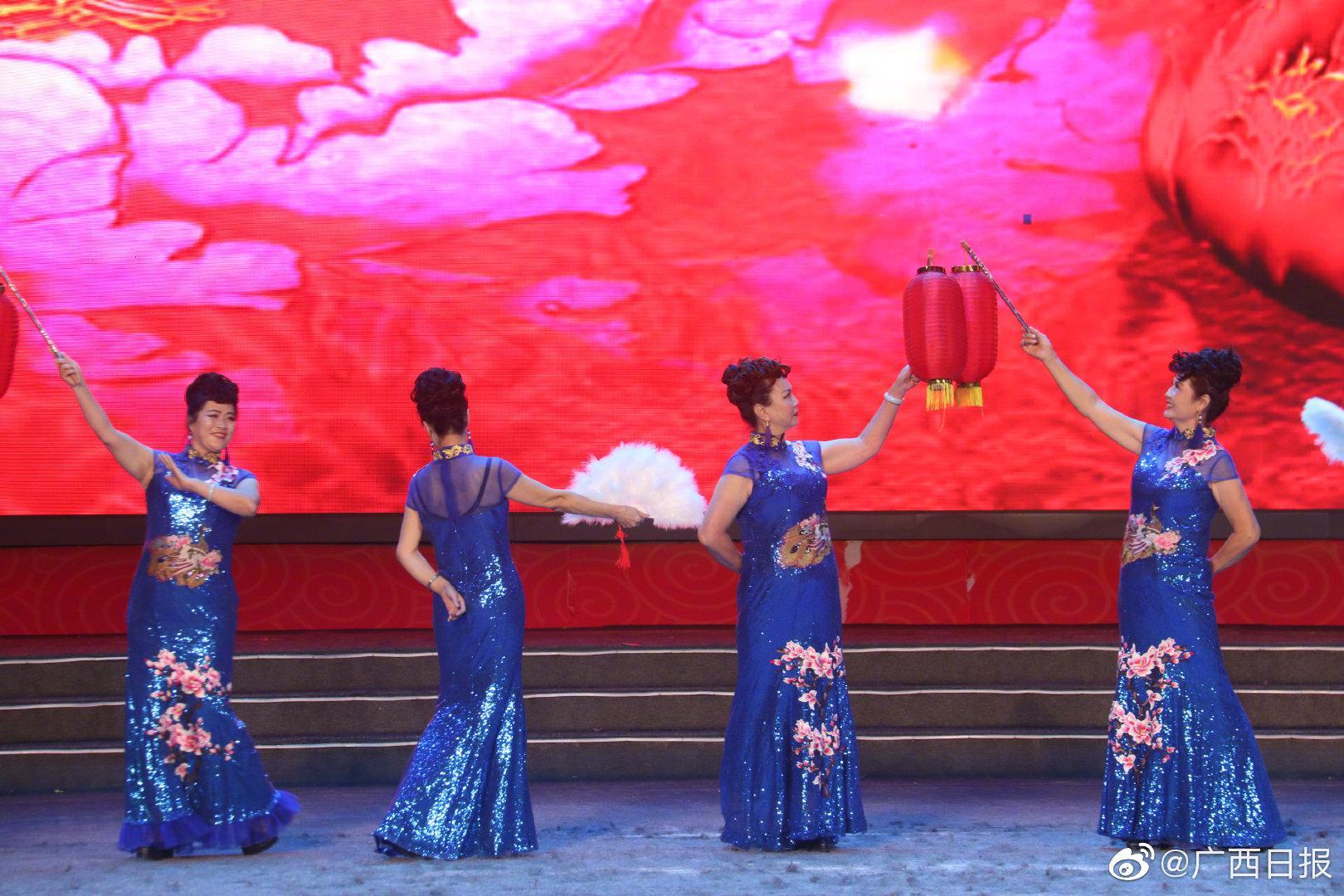 南宁市夕阳秀文化艺术节系列活动在南宁启动