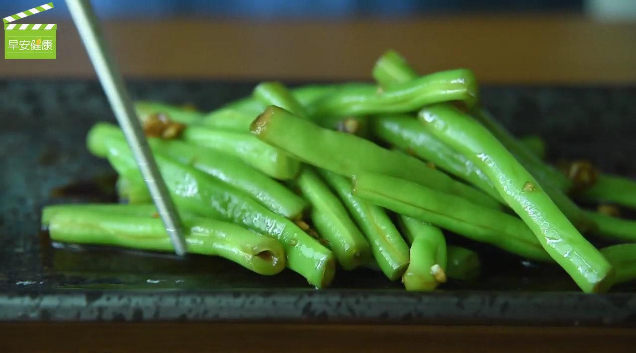 四季豆的膳食纤维是地瓜3倍,常吃能整肠减脂,消除便秘
