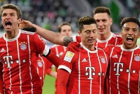 德甲赛前嘚吧嘚:拜仁慕尼黑VS法兰克福、多特蒙德VS沙尔克04