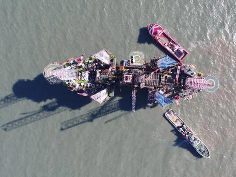 渤海湾首个千亿方大气田试验区投产