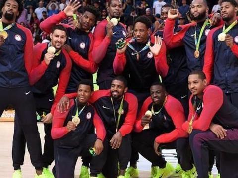 猛料!外媒曝美国男篮奥运会下车直冲夜店,NBA一球星火了