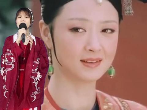 小妹一首《甄嬛传》的主题曲《凤凰于飞》,唱出了后宫女人的悲伤