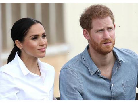 哈里心碎:从未摆脱他的命运,他和梅根在王室对比下显得无关紧要
