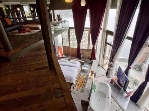 为跳舞拆肋骨不生育的杨丽萍,2栋豪宅花半个亿,装修太有品味了