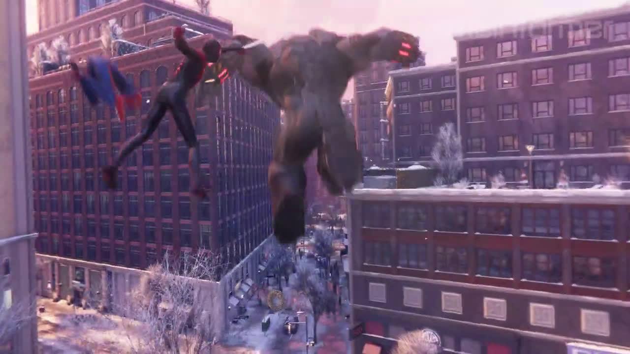 《蜘蛛侠:迈尔斯莫拉莱斯》新实机演示公布……