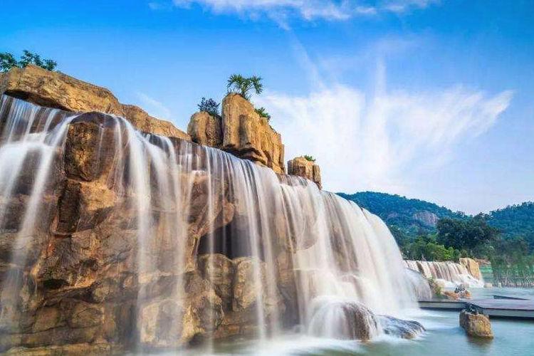 """佛山""""最美""""公园爆火,称珠三角""""后花园"""",国家5A景区门票0元"""