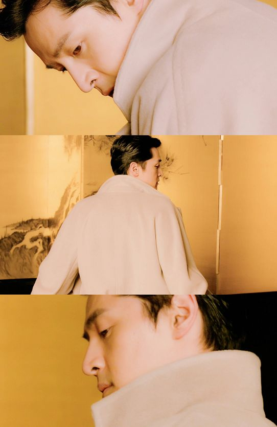 胡歌《时装男士》拍摄花絮曝光,当胡歌不再逗比,他就是男神本神