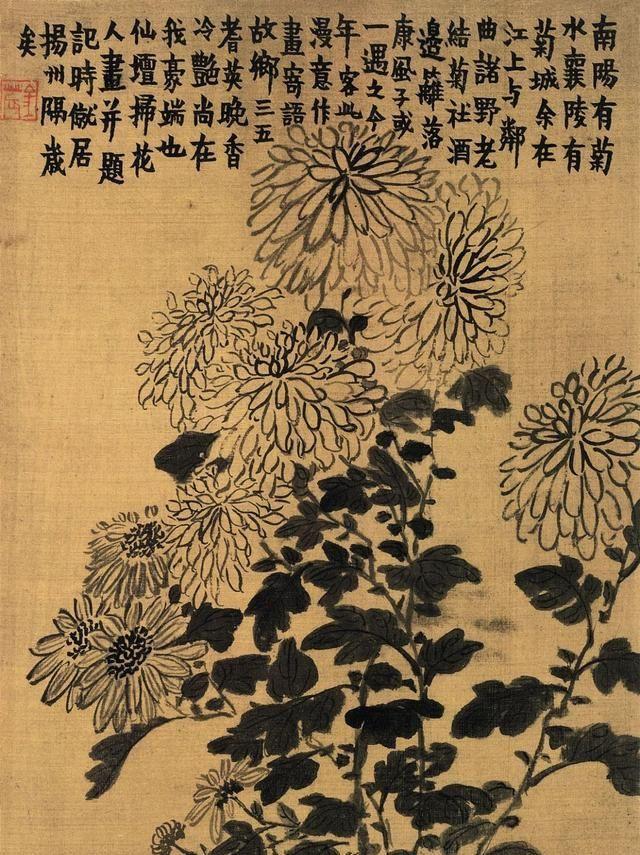 「津门网」金农前半生以书法为主,后半生跨界搞绘画也别开生面