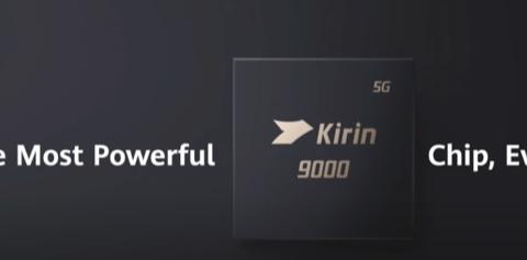 麒麟9000芯片性能出炉:力压高通骁龙,但仍不如苹果A13