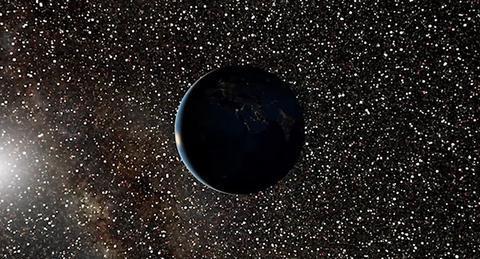 地球在宇宙中显眼吗?研究表明:至少1000颗恒星周围能看见它