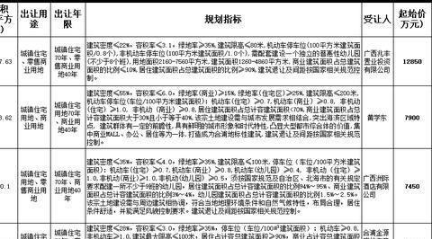 合浦县挂牌出让的这地块,终于以1亿元的高价被拍下!