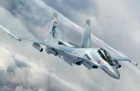 歼-15B:在海四隐形舰载机未服役前,将成为主力舰载战斗机