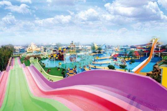 秦皇岛耗资10亿的公园,距市中仅25公里,乘坐25路即可直达