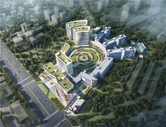 从化唯一三甲医院将增5万平方米门诊楼