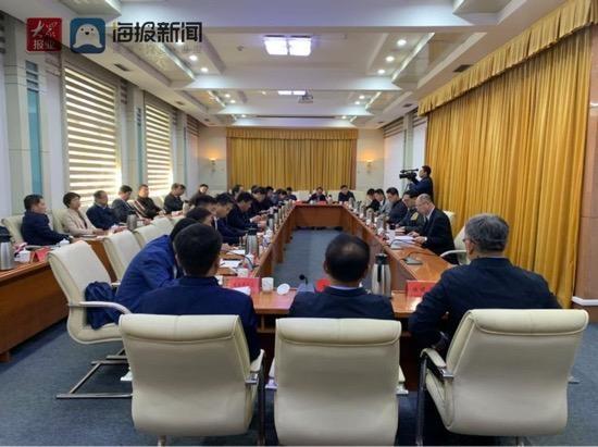 山东省政府安委会督导组对周村区开展安全生产督导检查