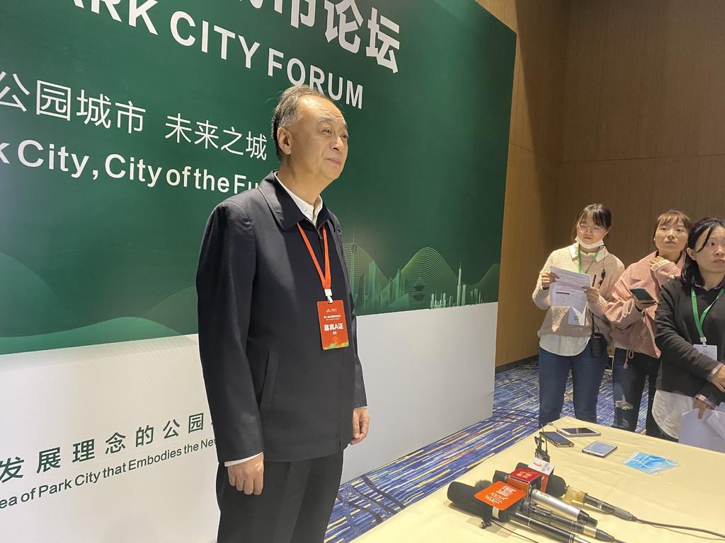 专访  复旦大学副校长张人禾:利用自然来改善我们的环境