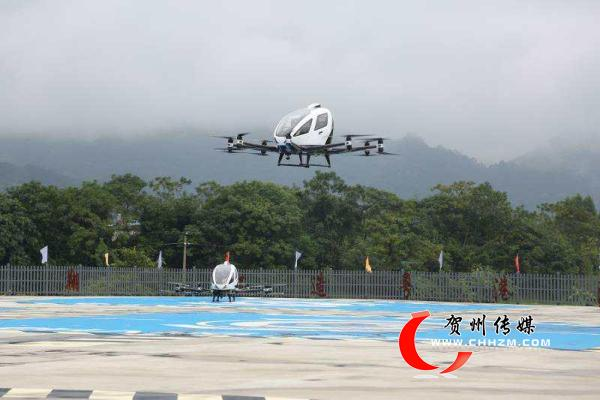 贺州市入选全国首批13个民用无人驾驶航空实验基地
