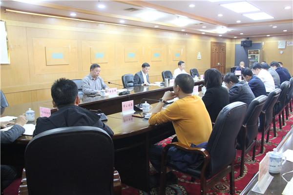 贺州市召开普速铁路沿线环境安全隐患整治工作推进会