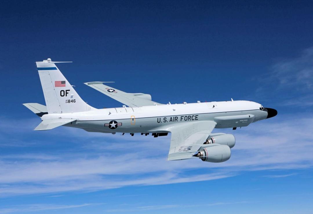 胡锡进:台当局两次否认美军机飞越台湾消息,他们真怕了图片