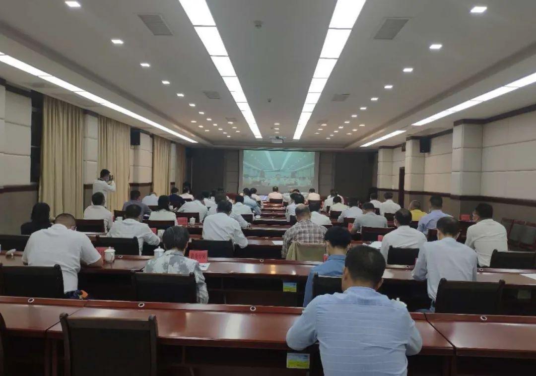 肇庆市迅速召开市信访工作联席会议第五次全体会议传达贯彻省专项工作电视电话会议精神