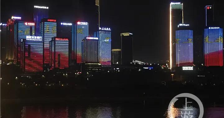 今夜,全城点亮最美灯光致敬环卫工