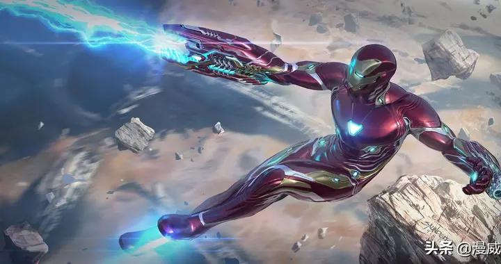 漫威刚刚证实,钢铁侠纳米战甲技术,来自瓦坎达