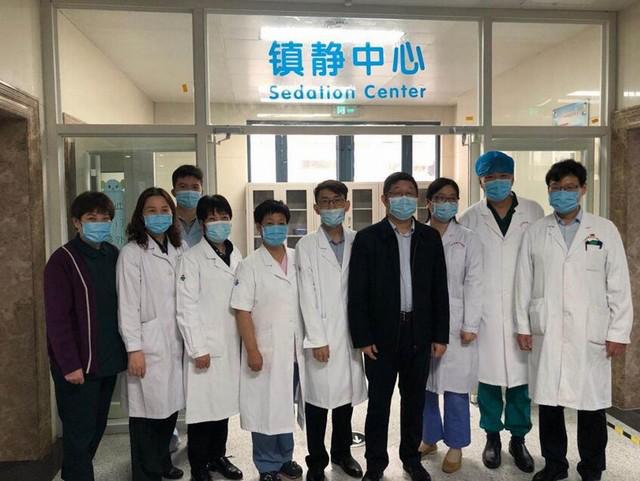 山东大学齐鲁儿童医院镇静中心开诊!