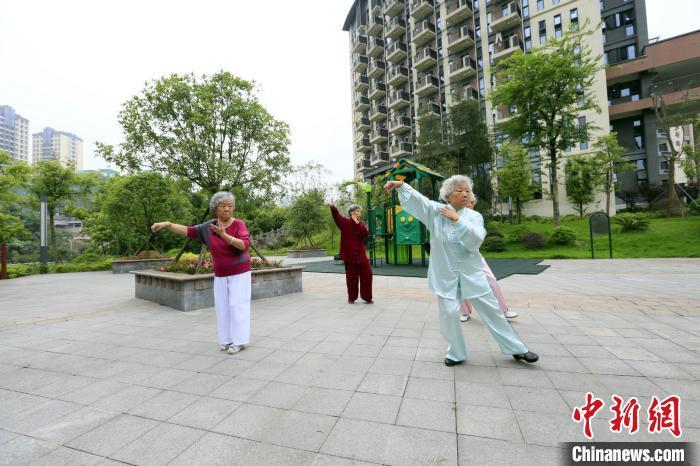 重庆人口老龄化率居全国第六   多层次构建养老服务体系