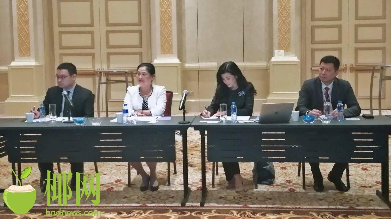 搭两地交流平台,海南省商务厅赴澳门开展经贸交流活动