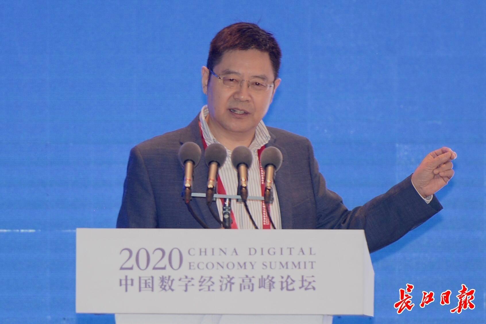 中国工程院院士、华中科技大学教授丁烈云:智能建造为武汉提供巨大机遇