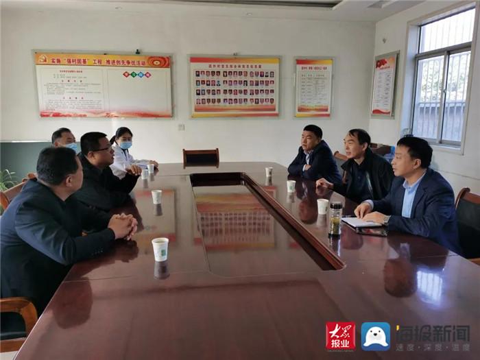 宁阳县市场监管局开展重阳节文明共建走访慰问活动
