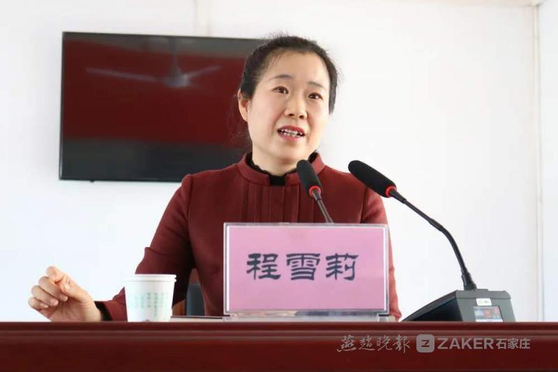 """河北省作家协会""""送文学下基层""""到涉县"""