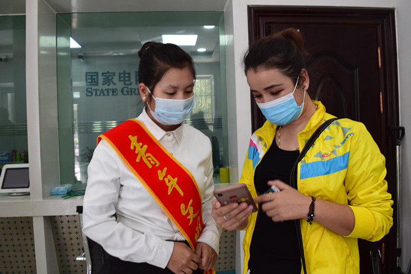 新疆洛浦实行住宅小区电力抄表到户
