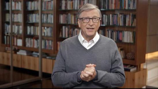 比尔盖茨:新冠疫情在2021年秋季之前无法消除