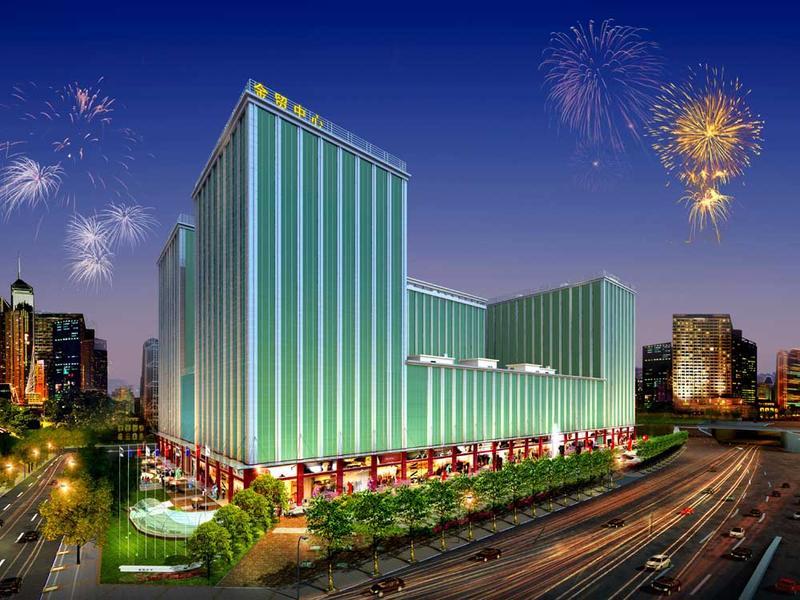 2020年10月北京市西直门商圈写字楼市场租赁情况