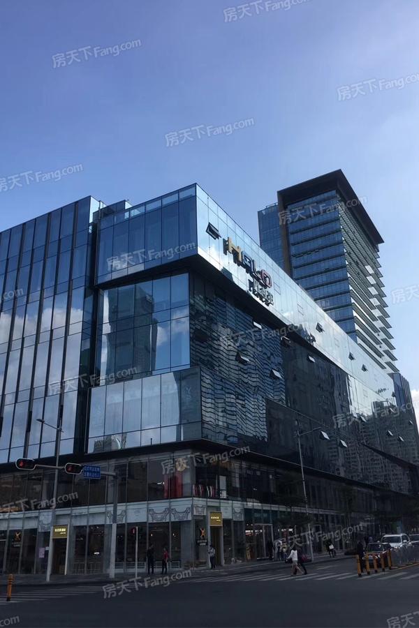 2020年10月深圳市笋岗商圈写字楼市场租赁情况