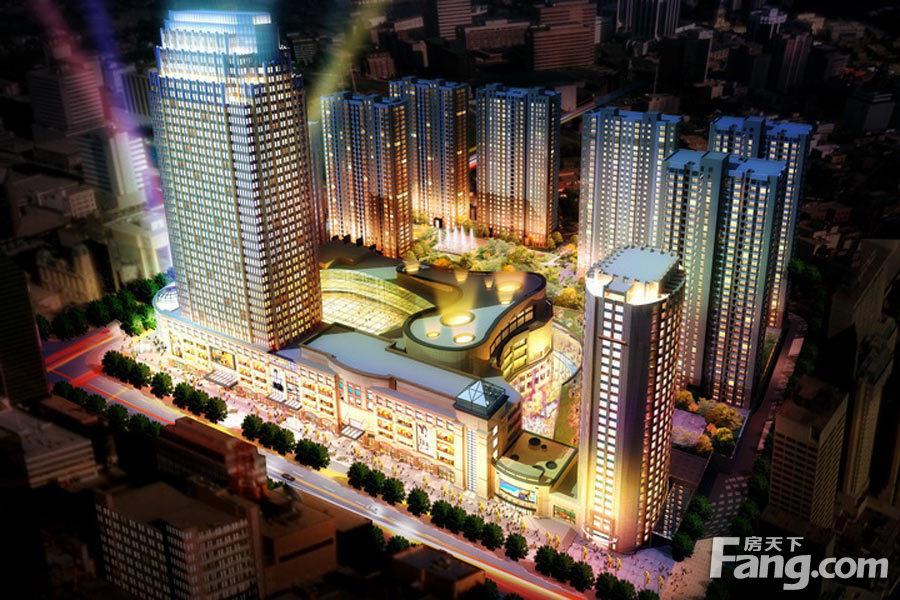 2020年10月济南市华龙华信商圈写字楼市场租赁情况
