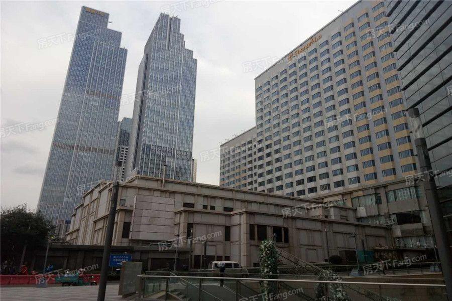 2020年10月青岛市五四广场商圈写字楼市场租赁情况