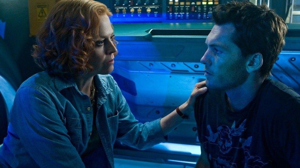 西格妮·韦弗为《阿凡达2》挑战长时间水下闭气