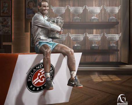 网球名宿维兰德:纳达尔法网夺冠向外界传递了一个特别的信号