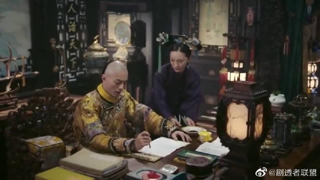 皇上担心京中闹旱灾 决心要斋戒一月祈雨! 但是没有用