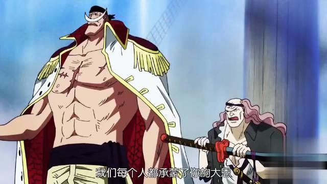 四皇团里的孝子!一个受人蛊惑弑父,一个迫不及待想当船长