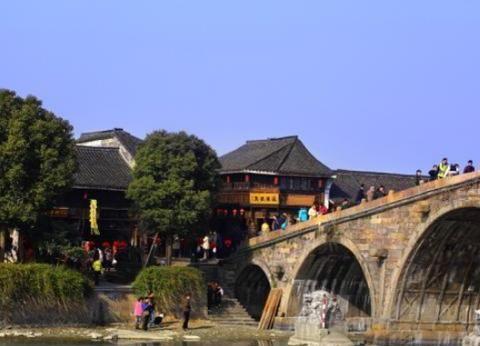 """杭州""""最有名""""的古镇,曾为""""江南十大名镇""""之首,你去过吗"""