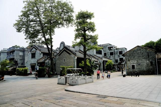广东受欢迎的古镇,既是岭南文化古镇,也是中国历史文化名镇