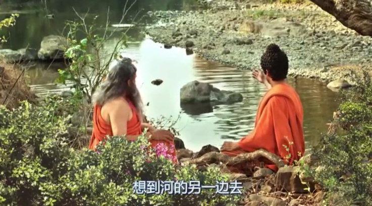佛陀经典开示:如何才能到达彼岸?