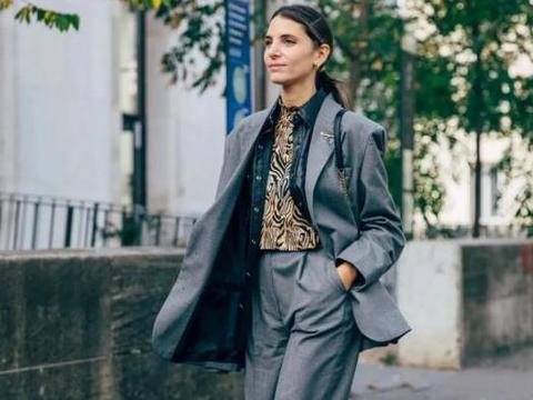 纠结秋季外套怎么选?看女明星衣橱里高级十足的外套,太会穿了