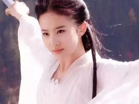 不戴头饰也很美的古装美人:佟丽娅力压杨幂,最后一位美若天仙