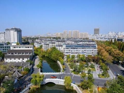 江苏百强县如皋唯一的老街,至今已800年历史,不要门票游客冷清