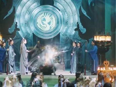 《琉璃美人煞2》番外,八面琉璃剑问世,褚禹寻用神鸟血脉继承