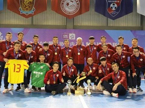 五超联赛落幕,深圳铁狼成功卫冕,收获三连冠和队史第7冠